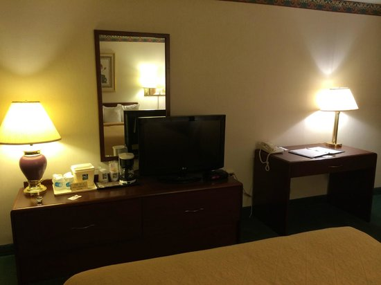 Quality Inn Breeze Manor: Room