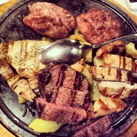Hostaria il Desco: food