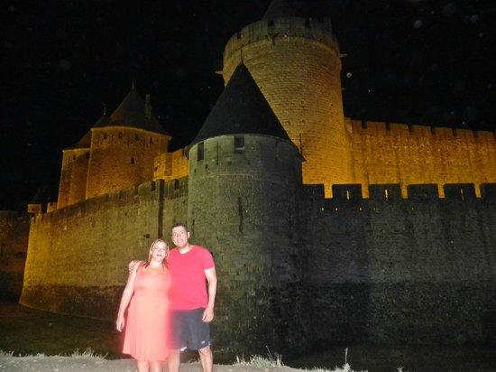 Hotel Astoria: Castelo