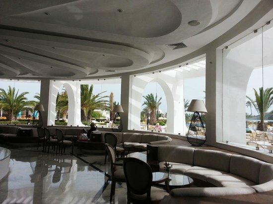 Djerba Holiday Beach : vu d'un grand salon
