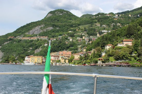 Taxi Boat Varenna - Day Tours: Onboard the boat cruising Lake Como