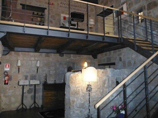 Sovana Hotel & Resort: L'ingresso