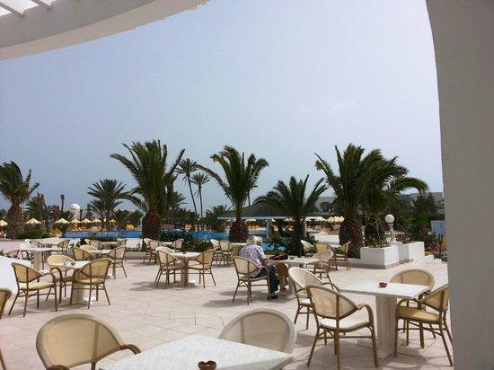 Djerba Holiday Beach : vue extérieure