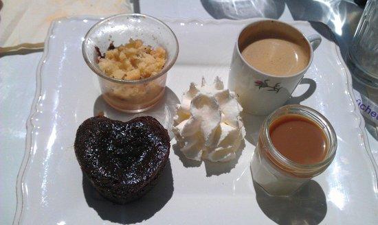 La Petite Fadette : Délicieux café gourmand