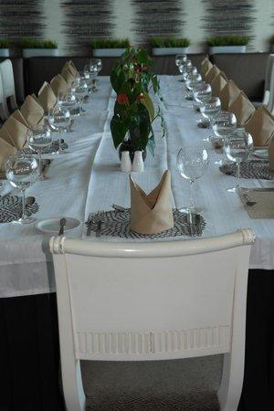 Crowne Plaza Santo Domingo: Table Setting
