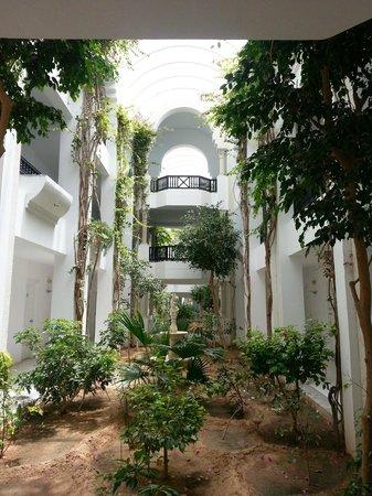 Djerba Holiday Beach : espace intérieur