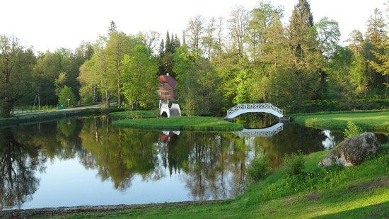 Vihula Manor Country Club & Spa: Park