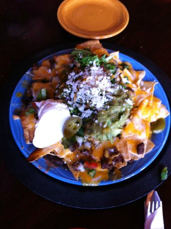 Pancho Mcgillicuddy's: nachos