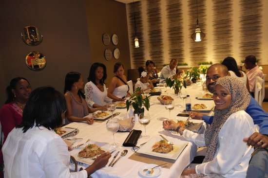 Crowne Plaza Santo Domingo: Our Family at Our Reception