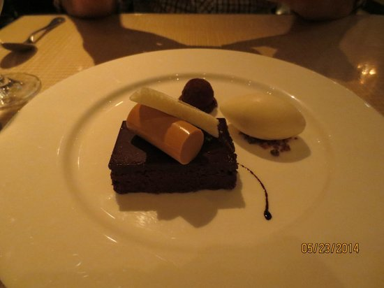 Maze : dessert