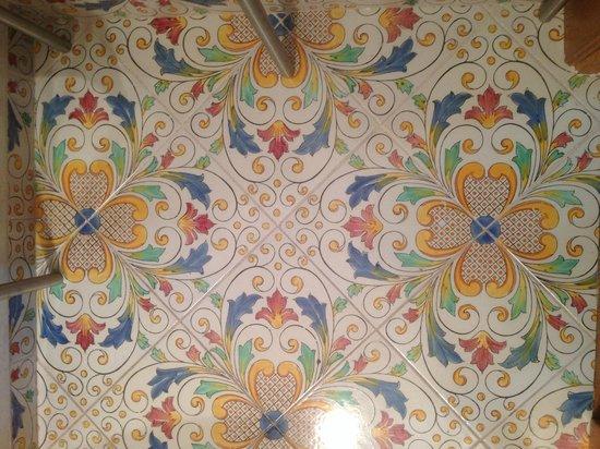 Casa a Mare : Bathroom tiles