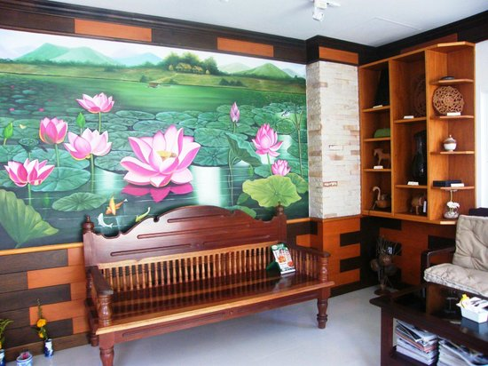 Ruen Buathong Boutique Guest House: Hall