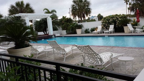 Lighthouse Inn at Aransas Bay: Pool View