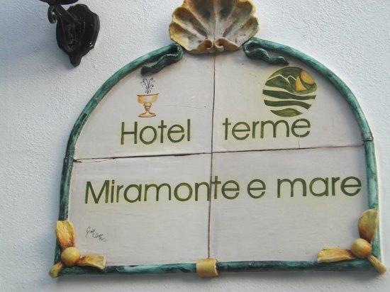 Hotel Terme Miramonte e Mare: HOTEL