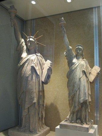 Musee Bartholdi: Réflexions sur la future statue de la liberté