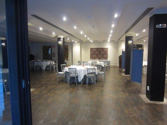 Hotel Palacio de Mengibar : Comedor del hotel