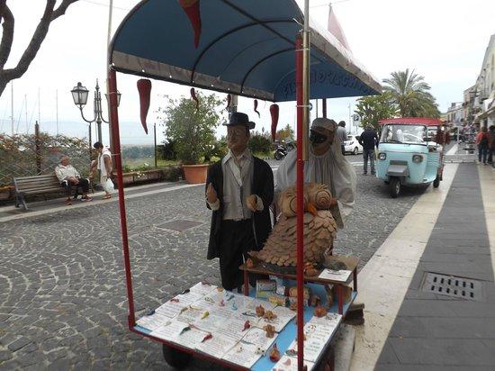 Hotel Terme Miramonte e Mare: CASAMICCIOLA