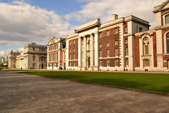Old Royal Naval College: college 1