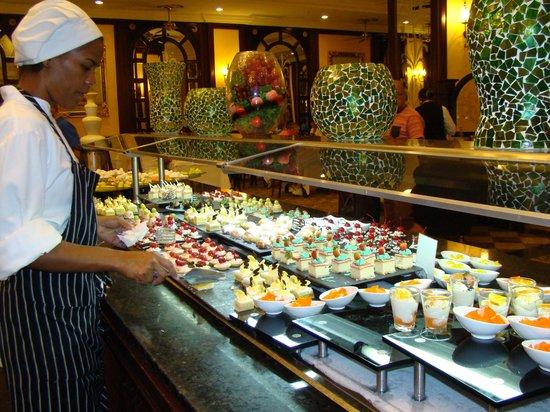 Hotel Riu Palace Aruba : buffet
