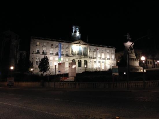 Palacio da Bolsa : Palacio de la bolsa de nuit