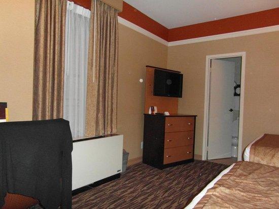 La Quinta Inn & Suites Manhattan : Room 510