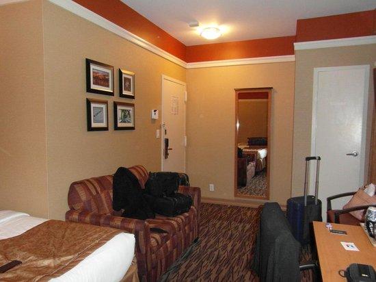 La Quinta Inn & Suites Manhattan: Room 510