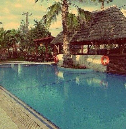 High Beach Hotel : swimming pool)))