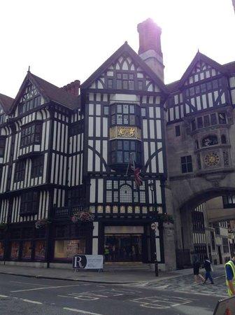Regent Street: Liberty of London (off Regent St)