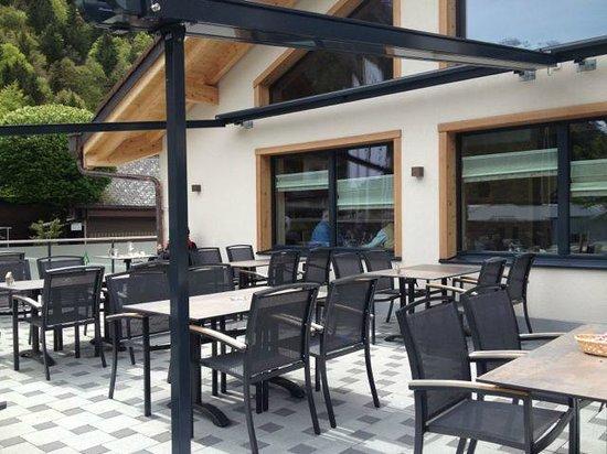 Sporthotel Eienwaldli: terrasse