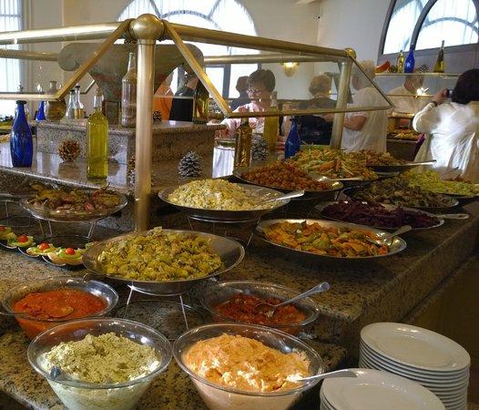 Leonardo Hotel Jerusalem: Dinner