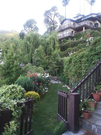 Soulitude in the Himalayas: The garden