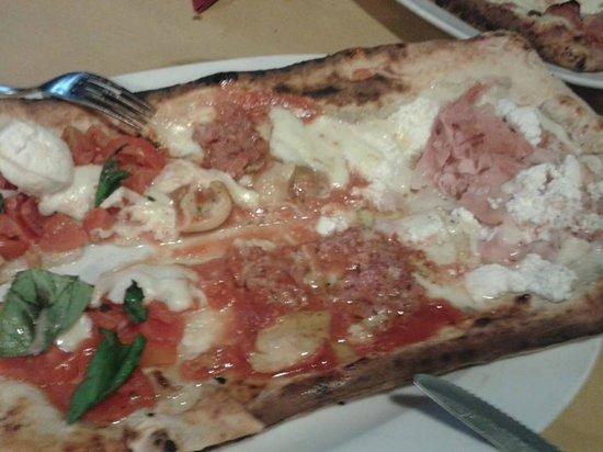 Funiculi : pizza 1