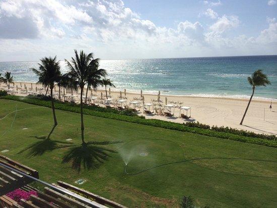 Grand Velas Riviera Maya: Vista desde el balcon