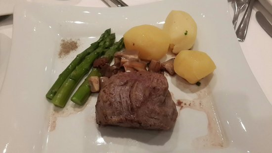 Restaurant am Park im Sheraton Essen Hotel: Beef Steak