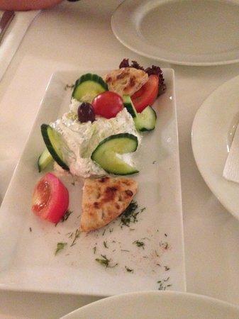 Enigma Restaurant : Tzatziki