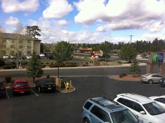 Holiday Inn Express Grand Canyon : Desde habitación