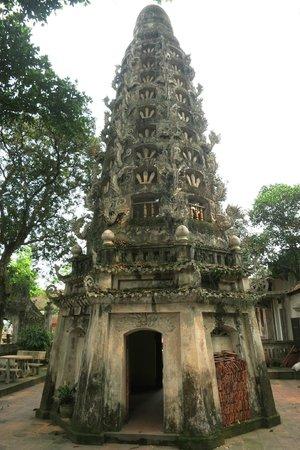 Duong Lam Ancient Village : Pagode Mia