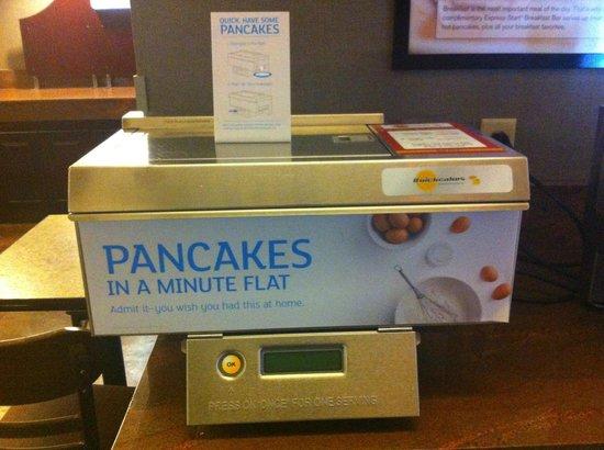 Holiday Inn Express Grand Canyon : desayuno