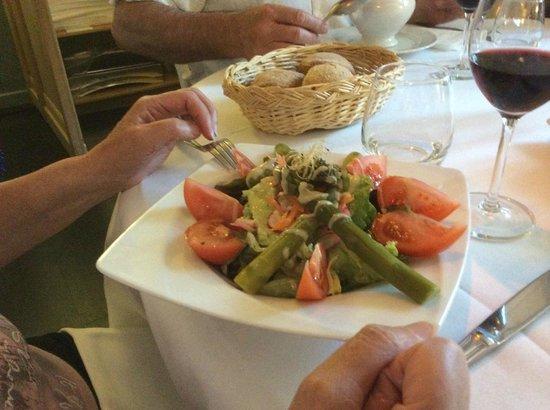 Hotel Restaurant l'Ocean : demi-pension