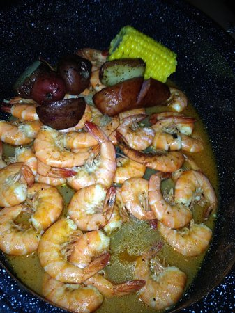 Crabby Oddwaters : Shrimp Pot