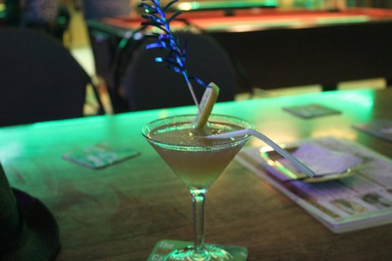 Pieros Music Cafe: terrible Margarita