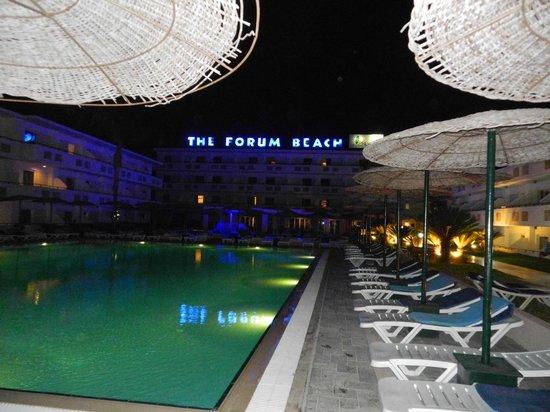 Dodeca Sea Resort by Forum Hotels: Udsigten
