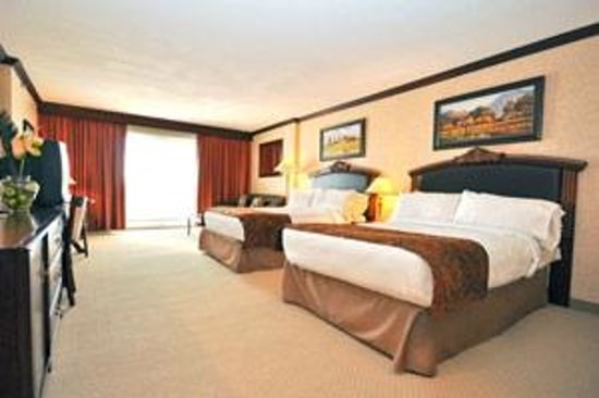 DoubleTree by Hilton Hotel Gatineau-Ottawa: 2 double beds room