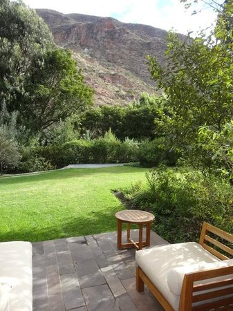 Tambo del Inka, A Luxury Collection Resort & Spa, Valle Sagrado: View from room 142
