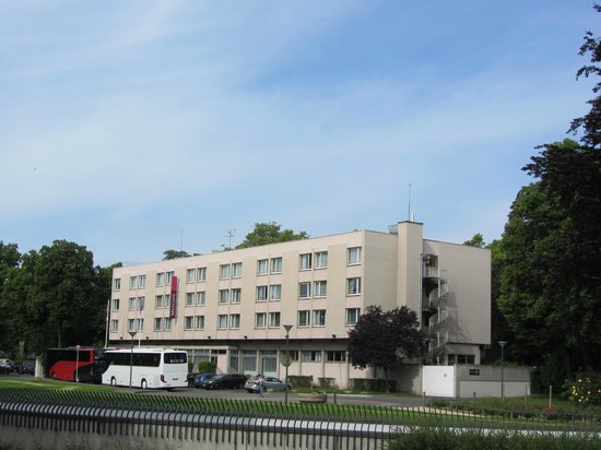 Hotel picture of mercure colmar champ de mars colmar for Hotels colmar