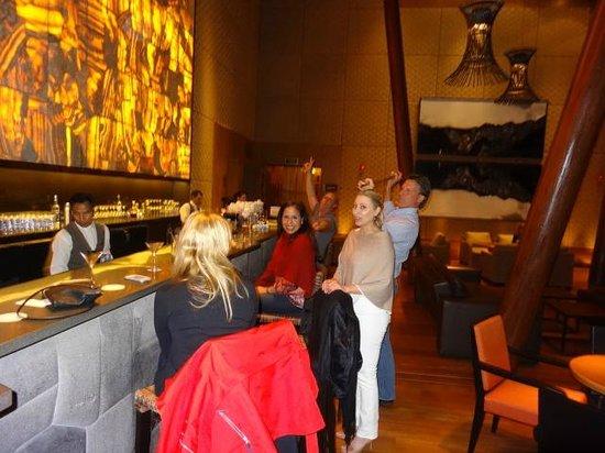 Tambo del Inka, A Luxury Collection Resort & Spa, Valle Sagrado: Bar