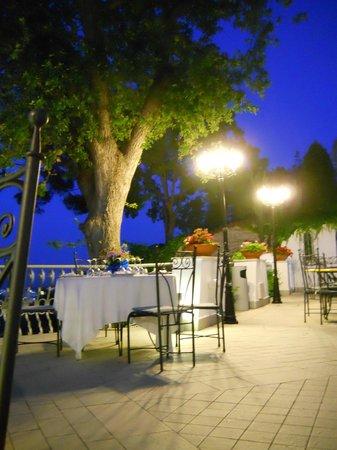 Hotel Myage : terrazza panoramica