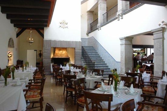 Monte Cristo : Salón principal