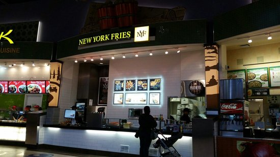 New York Fries Crossiron