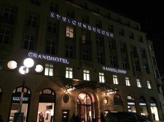 Steigenberger Grandhotel Handelshof: Dream's Hotel
